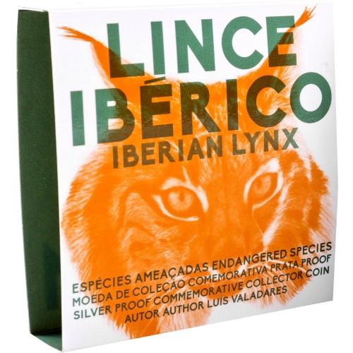 Portugal  - 5€  2016  LINCE IBÉRICO (Proof)