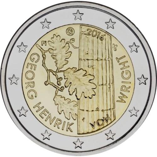 Finlândia 2€ 2016 (Eino Leino)
