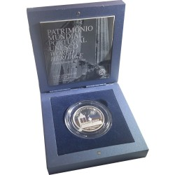 Portugal 5€ 2004 (Evora Historical Center) Proof