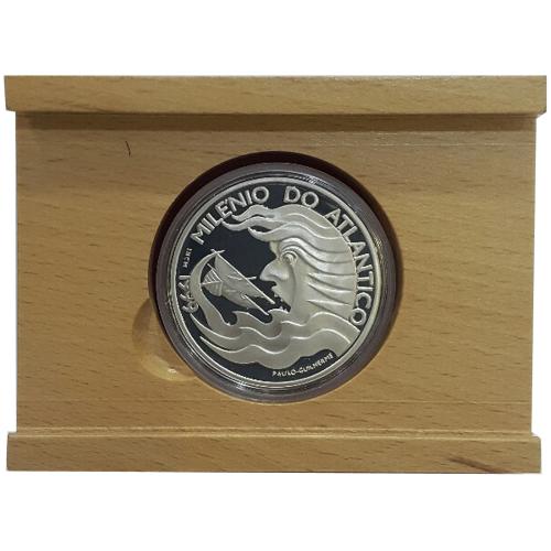 Proof 1.000$00 Atlantic Ocean Millennium 1999