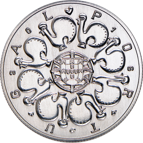 Portugal  - 2.50€  2016 FIGURADO DE BARCELOS (Proof)
