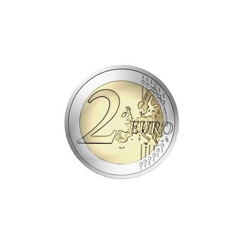 Letónia 2€ 2015  (A Cegonha Negra)