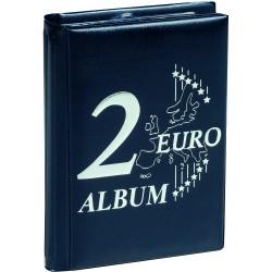 ROUTE 2-EURO POCKET ALBUM FOR 48 2-EURO COINS