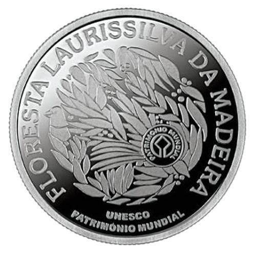 Portugal 5.00€  Laurisilva Forest 2007