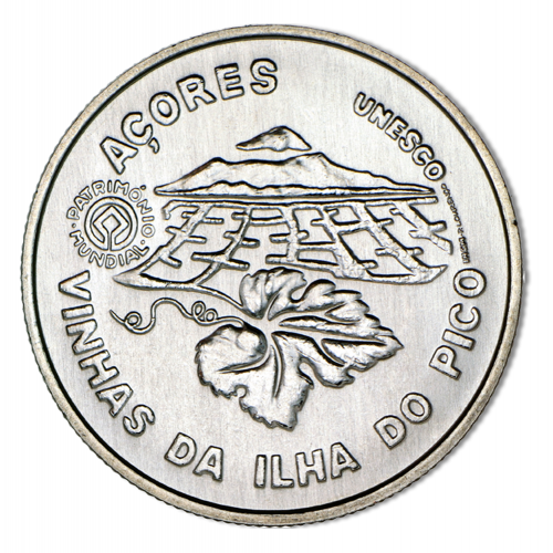 Portugal 2.50€ Ilha do Pico 2011