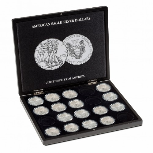 Tabuleiro American silver Eagle