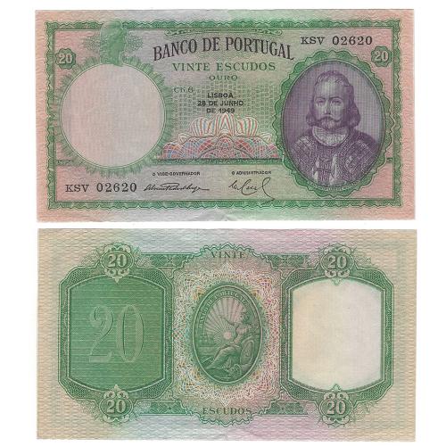 20$00 Ch. 6 Capicua (28/06/1949)