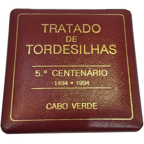 Tratado de Tordesilhas Cabo Verde