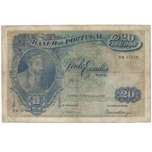 20$00 Ch.2  (11/11/1919)