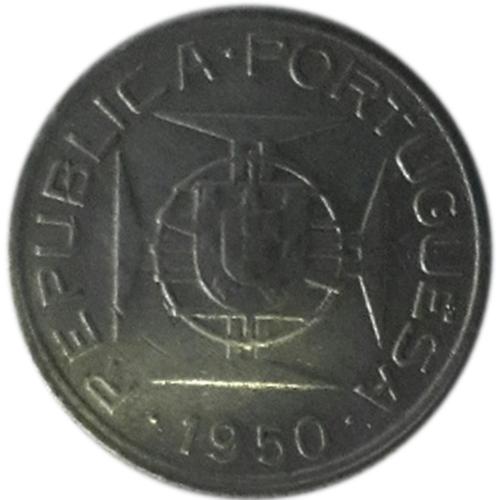 Moçambique 2$50 1950