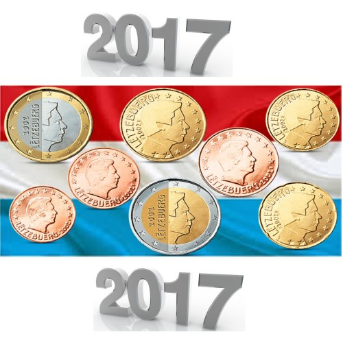 Luxemburgo Série corrente 2016