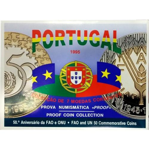 Portugal - 1995 Proof Set