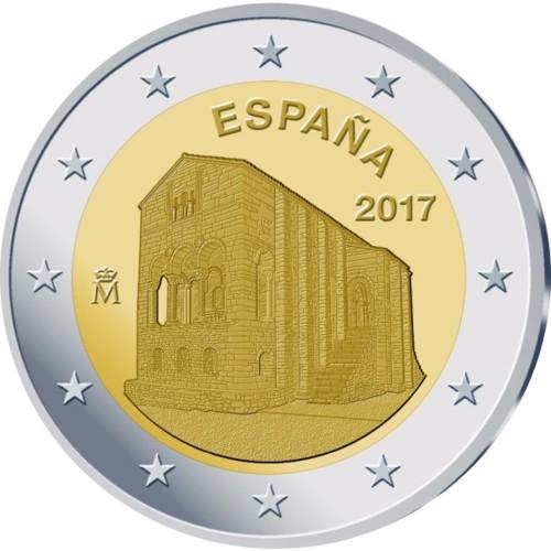 Espanha 2 Euro 2017 (Igreja Santa Maria del Naranco)
