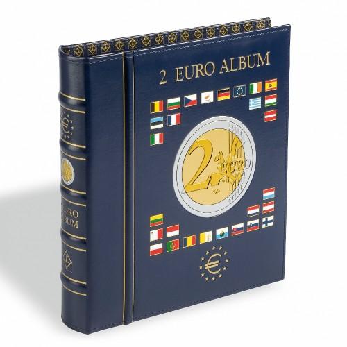 Álbum Leuchtturm para moeda de 2 euros