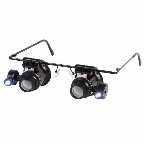 Óculos de Ampliação 20X