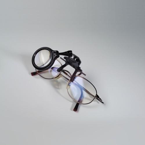 Lupa para Óculos  (5x)