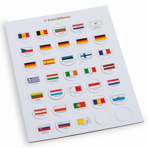 Bandeiras Euro