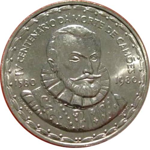 1000$00 1980 - Luís de Camões