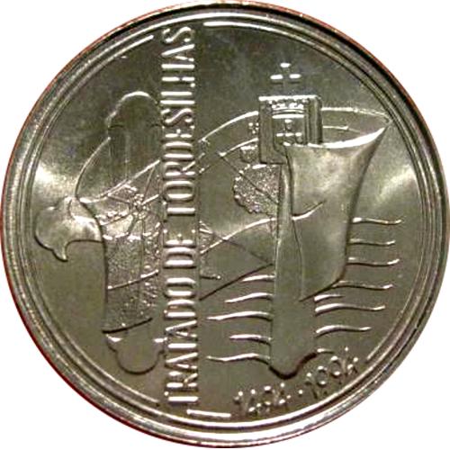 1000$00 1994 (Tratado de Tordesilhas)