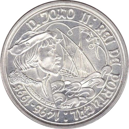 1.000$00 1996 (D. João II)