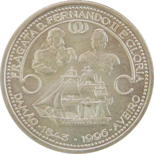 1000$00 1996 (Fragata D. Fernando)