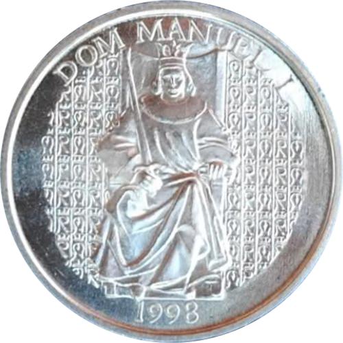 1000$00 1998 (D. Manuel I)