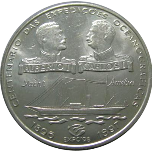 1000$00 1997 (Exposições Oceanográficas)