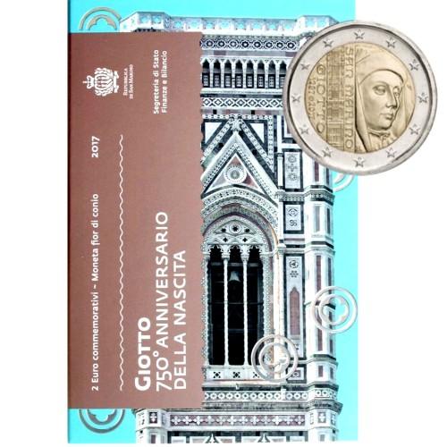 San Marino - 2€ 2016 (W. Shakespeare)