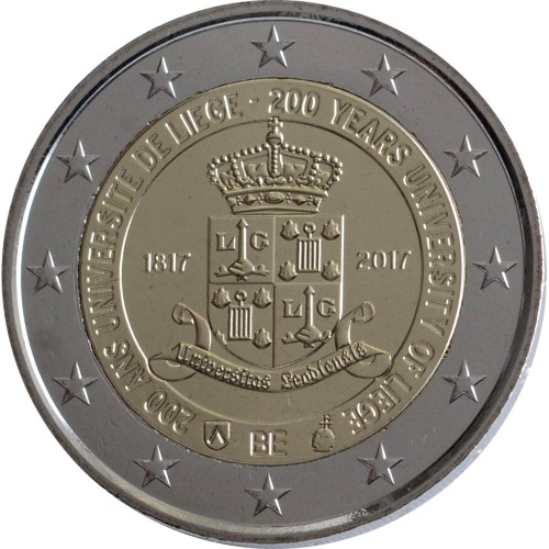 Belgium - 2 Euro 2014 (Red Cross)