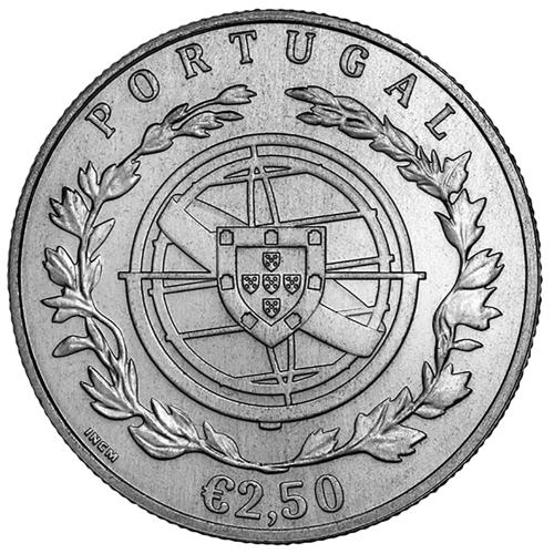 Portugal  - 2.50€  2017 100 Years of Fatima