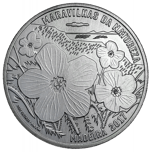 Portugal  - 7.50€  Natural Beauties 2017