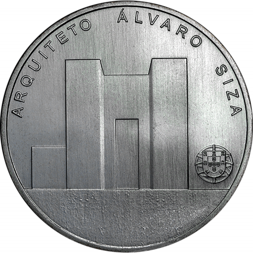 Portugal  - 7.50€  2017 Arquitecto Siza Vieira