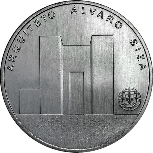 Portugal  - 7.50€  Arquitecto  Siza Vieira 2017