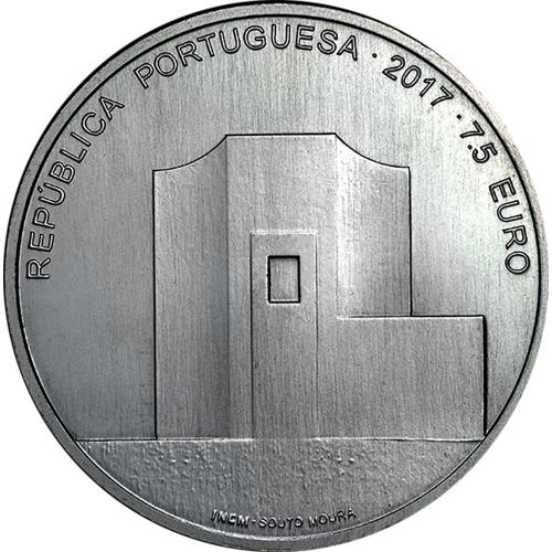 Portugal  - 7.50€  2017 Siza Vieira Architect