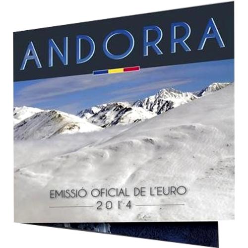 Andorra 2015 - 8 Moedas