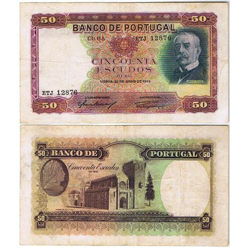 50$00 Ch.6a (28/06/1949)