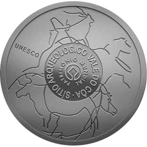 Portugal 2.50€ Vale do Coa 2010