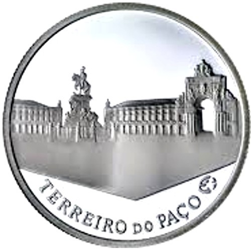 Portugal 2,50€ 2010 Terreiro do Paço