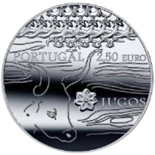 Portugal 2,50€ Jugos  2014