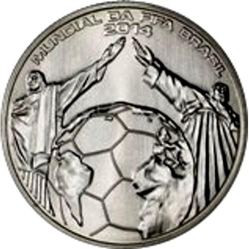 Portugal 2,50€ Mundial do Brasil 2014