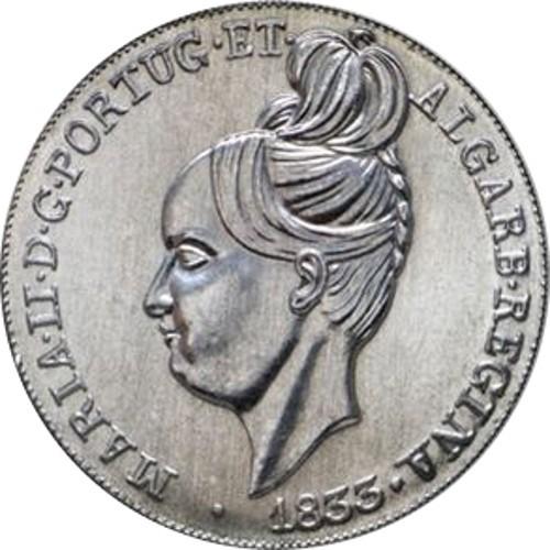 Portugal 5.00€ A Degolada D.Maria II 2013
