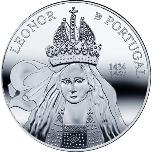 Portugal 5.00€ D.Leonor  2014