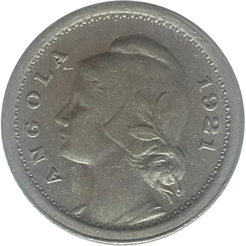 Angola 10 Centavos 1921