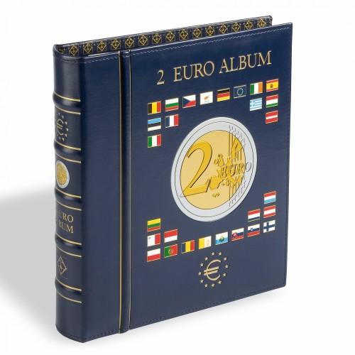 Álbum para moedas de 2€