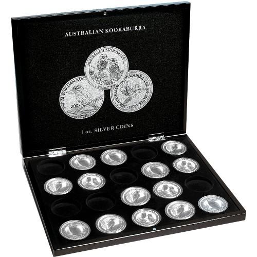 PRESENTATION CASE FOR  AMERICAN EAGLE COINS
