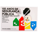 Portugal  2,00€ 2017 150 Anos da PSP Proof