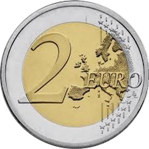 Luxemburgo 2€ 2010 Brasão Grão Duque