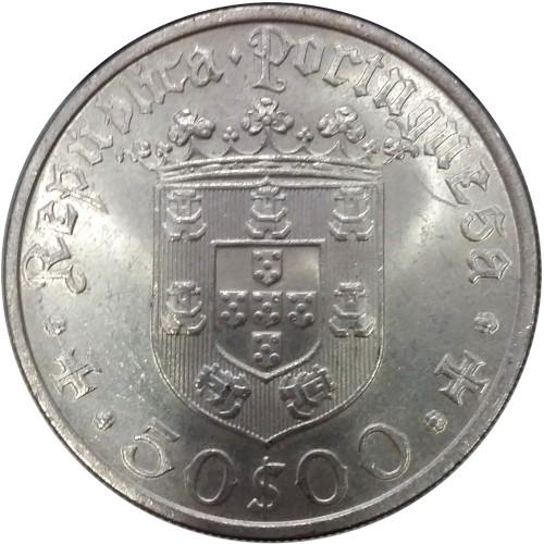 50$00 ( Pedro A. Cabral )