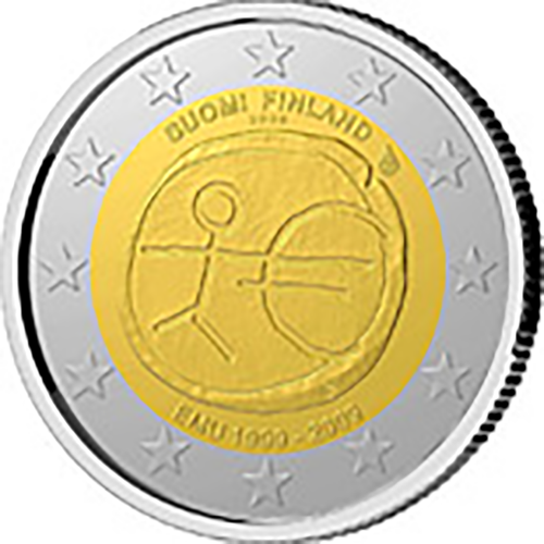 Finlândia 2€ 2009 E.M.U.