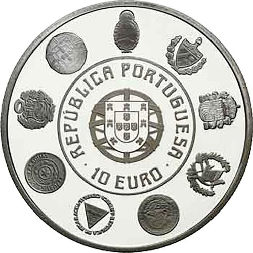 Portugal   10€  2010 Escudo